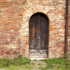 Vecchia porta di accesso
