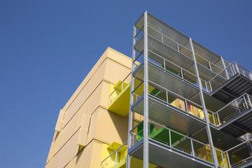 Contemporary Apartment  - container modern concept