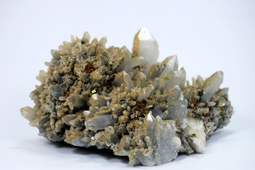Pyrite,natural crystal
