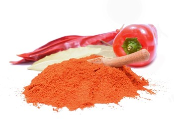 chilly powder and red chilly