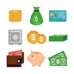 Money Vector Design Illustration