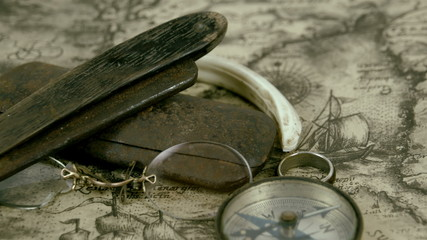 SOme few things beside the compass
