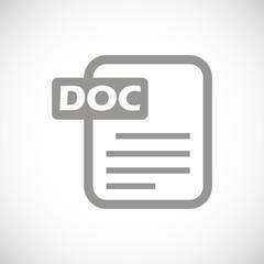 Doc black icon