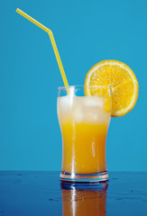 tropical cold cocktail