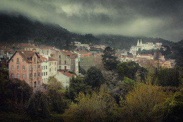 Sintra Landscape