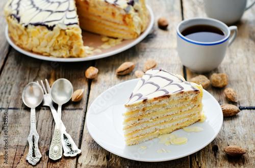 Esterhazy cake - 80345350