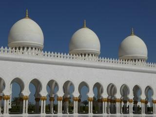 Scheich-Zayid-Moschee Ausschnitt