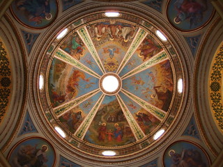 Stella Maris Church dome