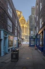 York Minster at Dawn