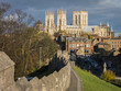 York Minster and City Wall