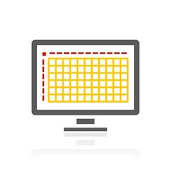 Color Monitor icon