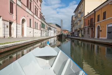 Comacchio, Ferrara