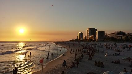 Por do Sol - Rio de Janeiro