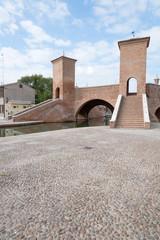 Trepponti of Comacchio