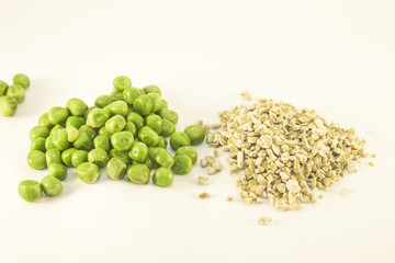 Dried pea