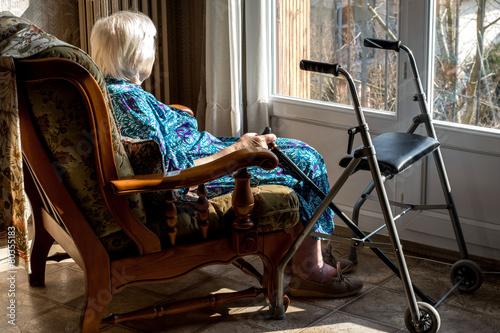 Personne âgée - 80355183