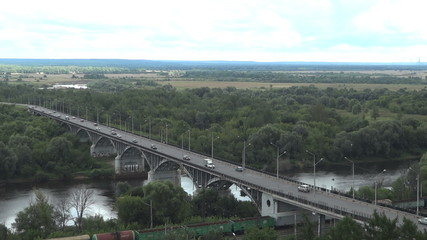 Bridge in Vladimir, Russia 003