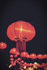 Vintage Style chinese lanterns