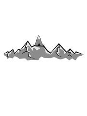 Alps mountains tent tents top mountains at