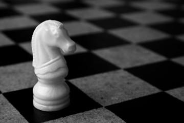 White Knight Alone
