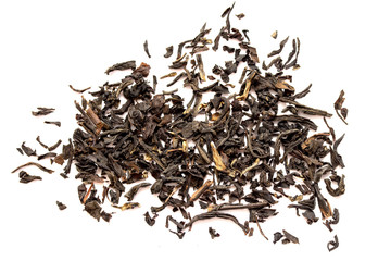 Black tea loose dry