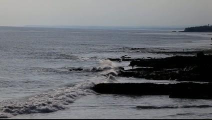 Indian Ocean Coast of Bali