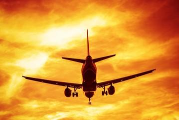 Business Flights Concept