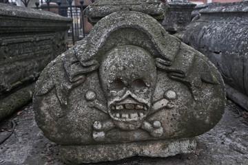 Кладбище Донское.