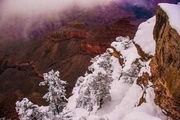 Grand Canyon Winter Season