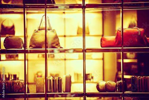 Luxury Goods Shopping - 80372303