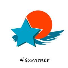 Summer Holidays symbol