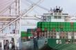 Unloading Cargo Ship - 80373918