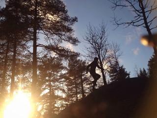 Spring trailrunning 1