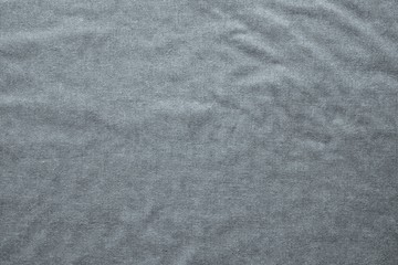 rough texture fabric of silvery color
