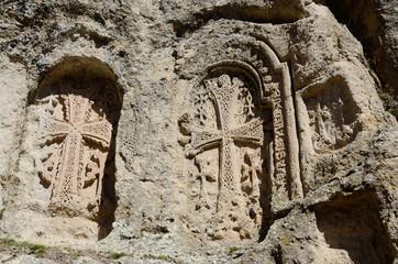 Khachkars of Ayrivank monastery,christian armenian art,unesco