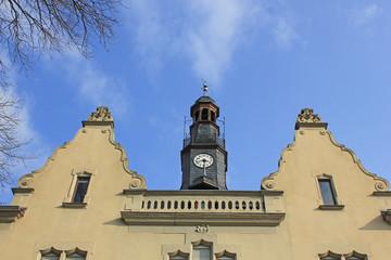 Möckern: Rathaus (1895, Sachsen-Anhalt)