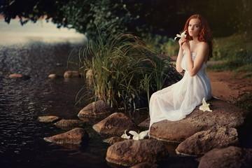 водная фея