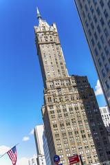 Ancient skyscraper