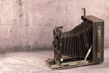 macchina fotografica antica anno 1910