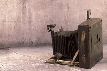 macchina fotografica antica - 1910