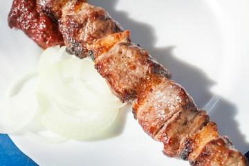 Meat skewer