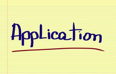 Application Concept