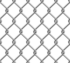 Seamless Chain Fence