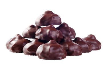 chocolate candy pyramid