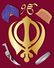 sikh holy symbol