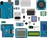 Arduino electric elements