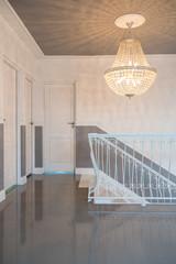 Corridor inside residence