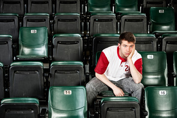 Fans: Fan Disappointed with Loss