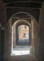Buonconvento (Tuscany, Italy)