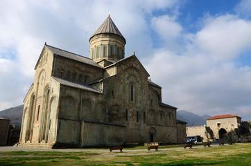 Svetitskhoveli Cathedral in Mtskheta,Georgia,Unesco